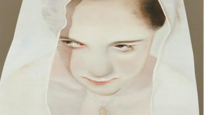Uno de los niños manipulados de la pintora holandesa
