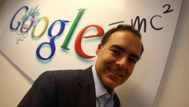 Javier Rodríguez Zapatero, director general de Google en España y Portugal