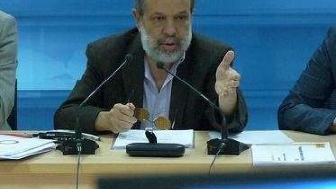 Francisco Fernández Marugán, Diputado Del PSOE