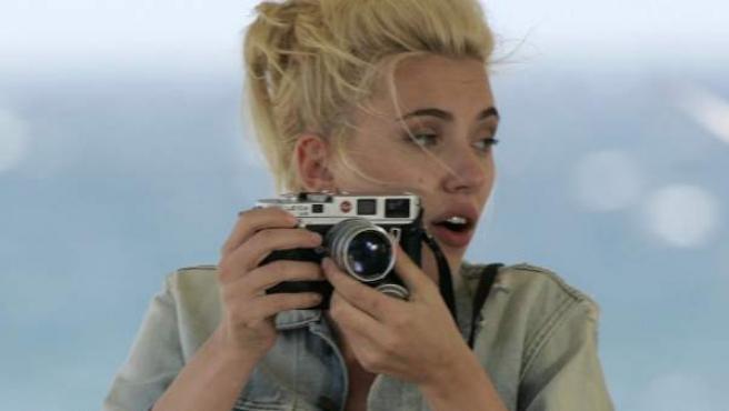 La actriz Scarlett Johansson, en una imagen de archivo.