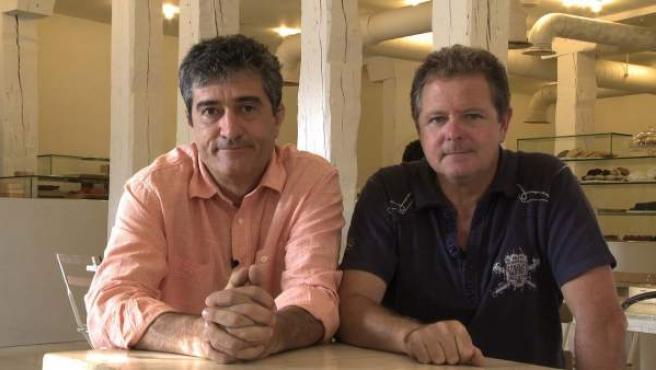Los integrantes de Gomaespuma, en una imagen del espacio 'Yo, de mayor, quiero ser español'.