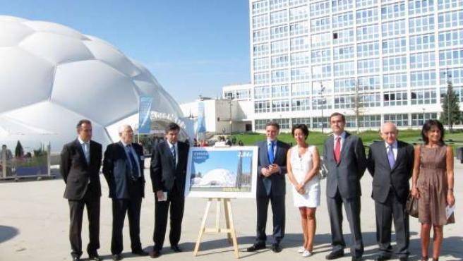 Inauguración De Exfilna 2011