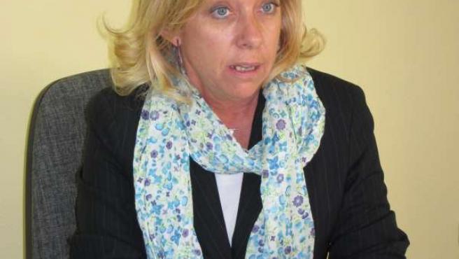 Consejera De Educación, Dolores Serrat