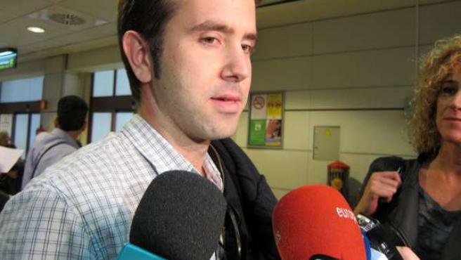 Miguel Sastre, Español Secuestrado En El Mattheos I
