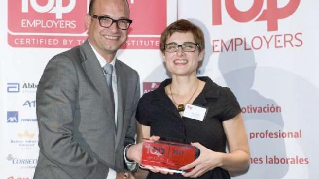 E.ON, Distinguida Como Una De Las Mejores Empresas Para Trabajar
