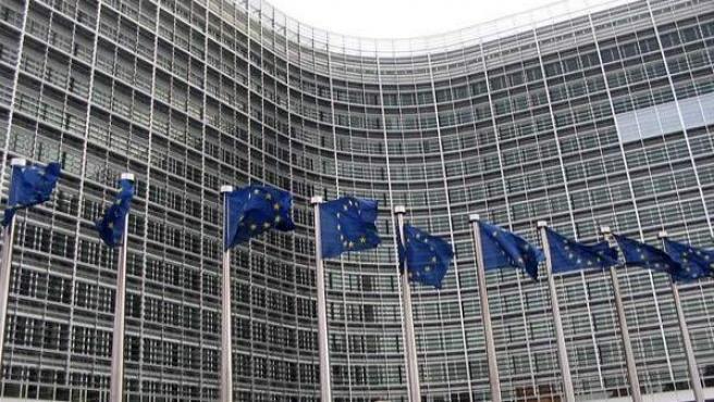 La sede de la UE, en Bruselas.