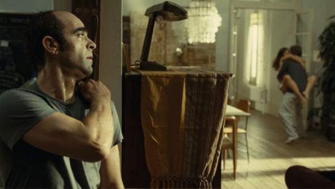 Una imagen de la película 'Mientras duermes', protagonizada por Luis Tosar, que se proyectará en Sitges.