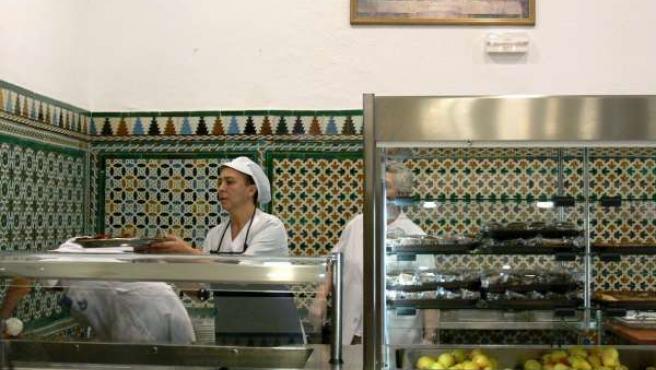 Comedor Social San Juan De Dios En Sevilla
