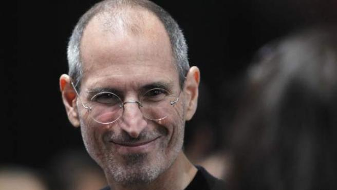 Steve Jobs, el alma de Apple.