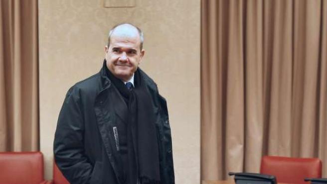 El vicepresidente del Gobierno, Manuel Chaves.
