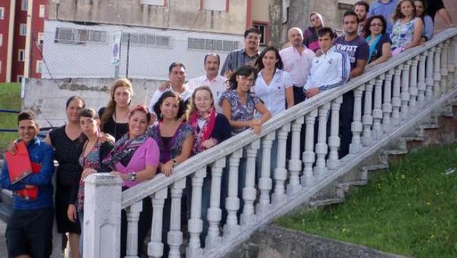 Participantes En El Programa