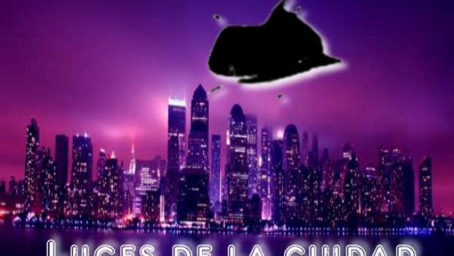 Cartel Luces De La Ciudad