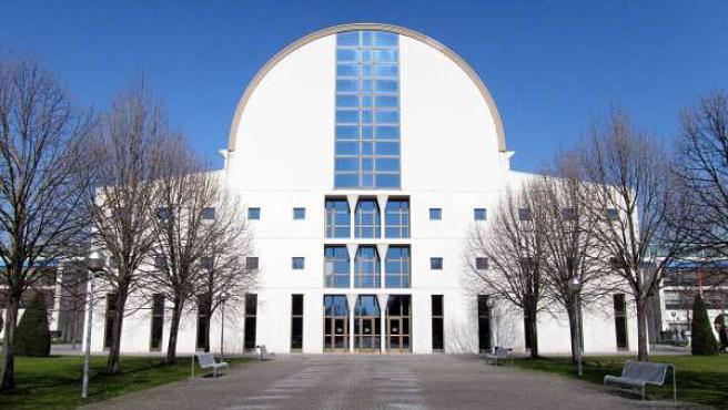Imagen de la Universidad Pública de Navarra (UPNA).