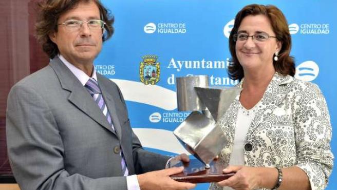 Entrega Premio Santander Concilia