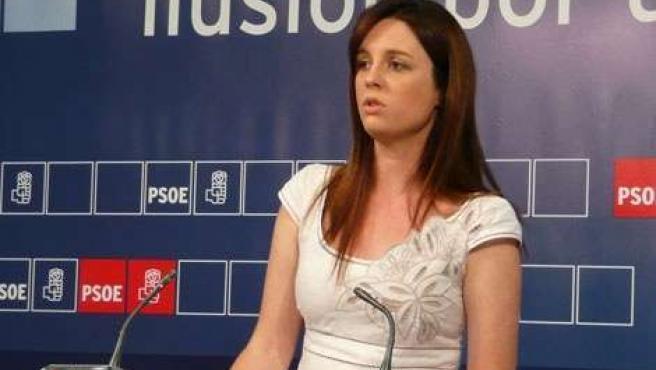 Sara García, PSOE