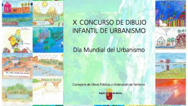 Cartel Del Concurso De Dibujo Infantil De Urbanismo