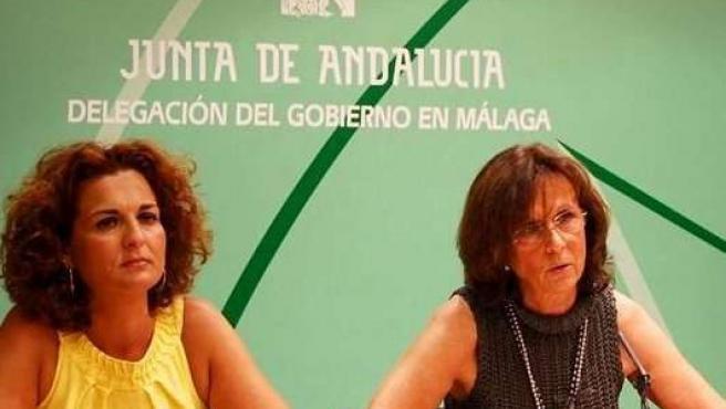 Pilar Serrano Y Remedios Martel