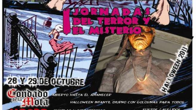 Jornadas Del Terror Y Del Misterio