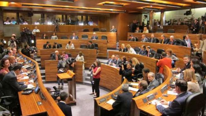Pleno De La Junta General