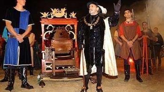 Marcha Carlos V