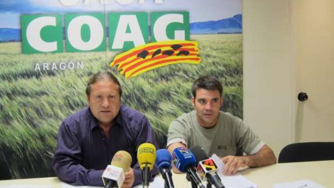 El Secretario General De UAGA Aragón