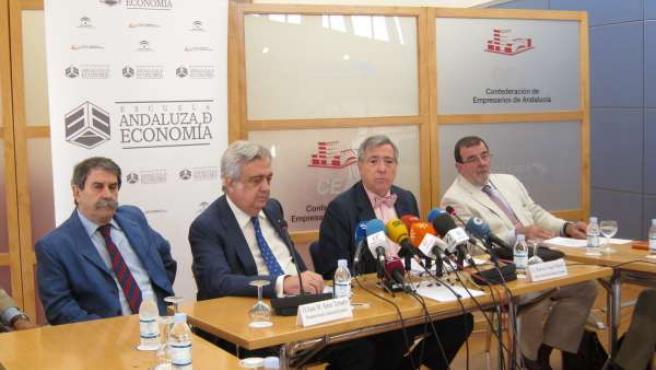 Miembros De La Escuela Andaluza De Economía