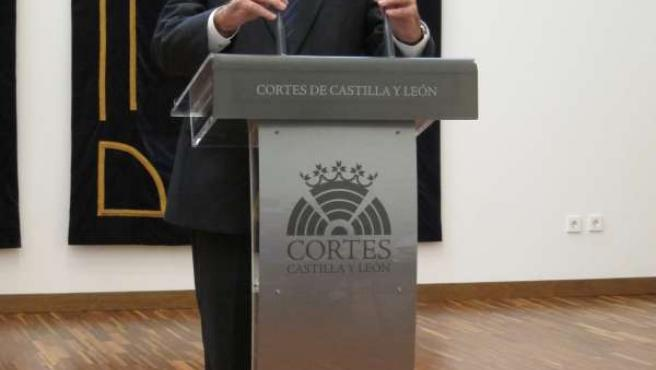 El Vicepresidente Tercero, Manuel Chaves