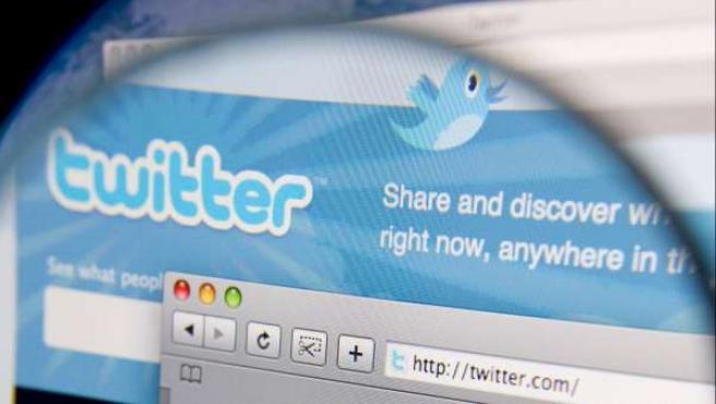 Imagen de la red de 'microblogging' Twitter.