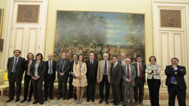 Comisión Internacional De Expertos (Campus De Excelencia Internacional)