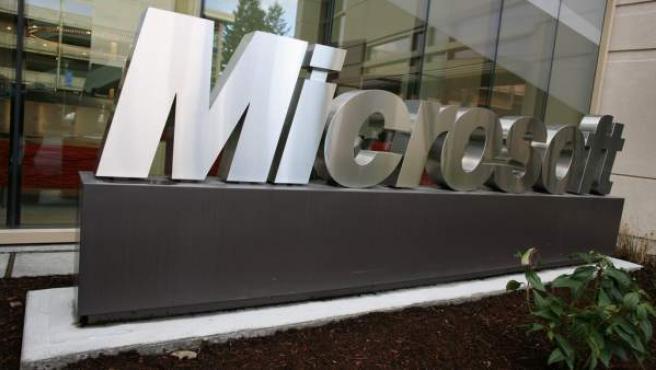 Logotipo de Microsoft.