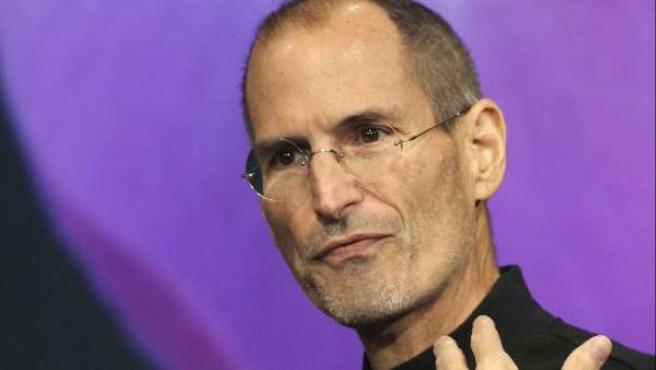 Steve Jobs, en una conferencia sobre Mac en 2010.