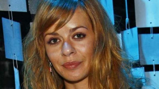 La actriz María Adánez.