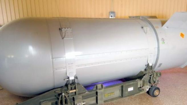 Última bomba nuclear B53 de la guerra fría. Estados Unidos pondrá fin hoy a una historia que comenzó hace casi 50 años al desmantelar su última bomba nuclear de gran potencia