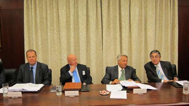 Consejo De Administración De NCG (Junio 2011)