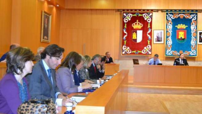Pleno Del Ayuntamiento De Talavera De La Reina