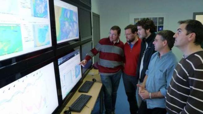 Grupo De Meteorología De La UC