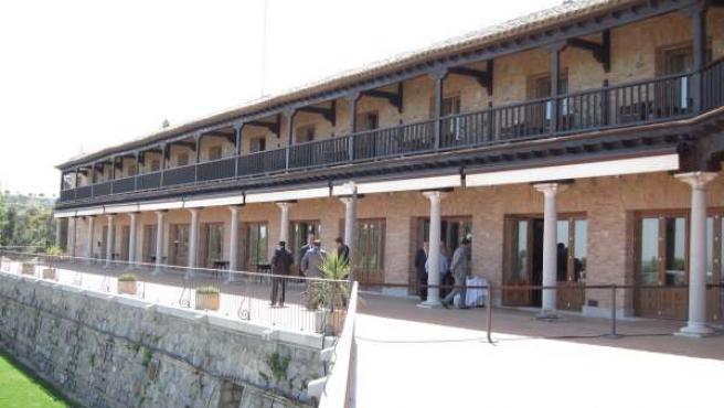 Parador Nacional, Toledo