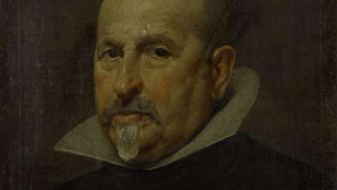 Retrato Atribuido A Velázquez