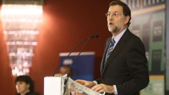 Imagen Del Líder Del PP, Mariano Rajoy