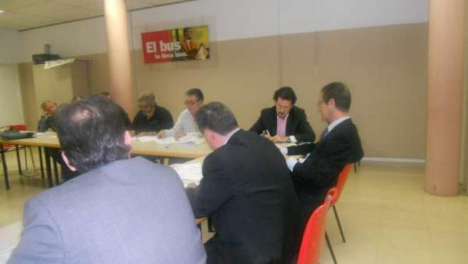 Firma Convenio Tuzsa 2010-14