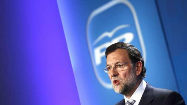 Presidente Del Partido Popular, Mariano Rajoy