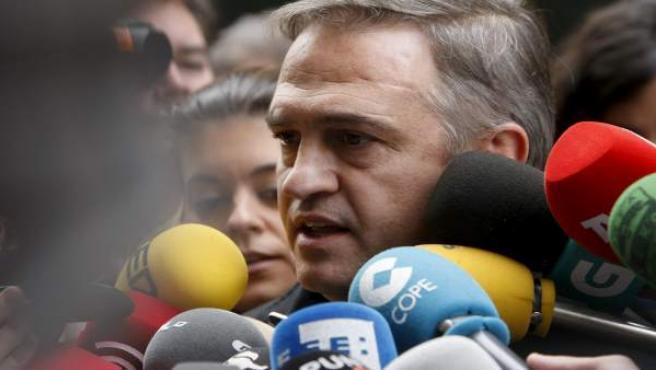 José Luis Astiazarán, presidente de la LFP.