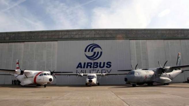 Planta de Airbus en Sevilla