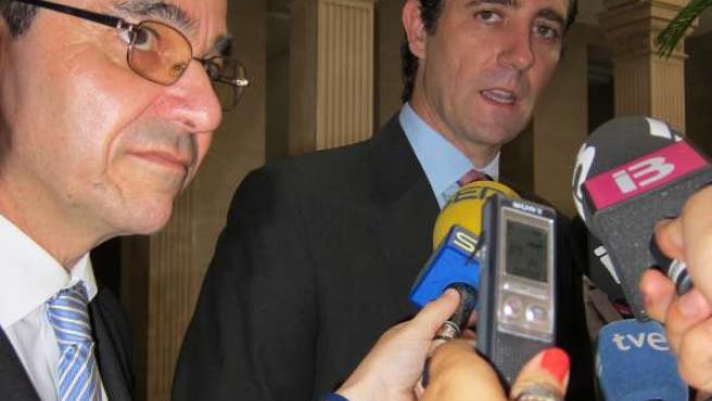 Josep Ignasi Aguiló Y José Ramón Bauzá