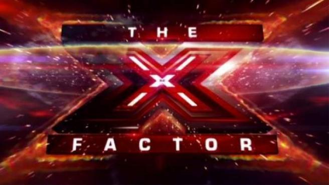 Logo de 'X-Factor'.