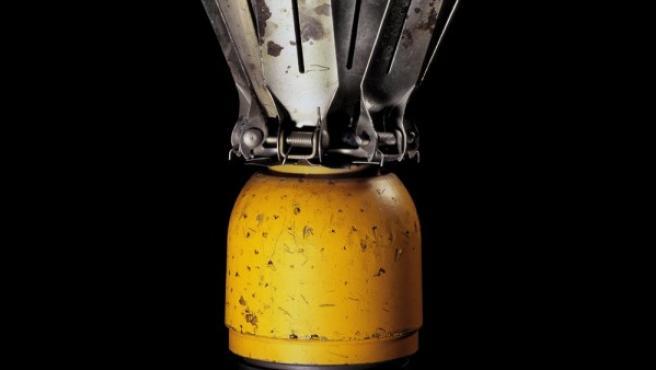 Una de las minas fotografiadas por el artista premiado
