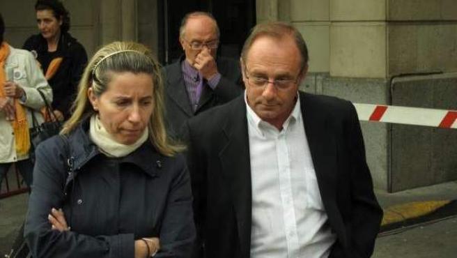 Los padres de Marta del Castillo.