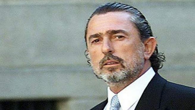 Francisco Correa, cabecilla de la trama corrupta de Gürtel.