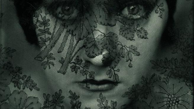 La actriz Gloria Swanson retratada por Steichen