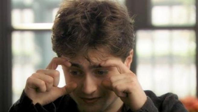 Revelación potteriana (2): Daniel Radcliffe era alérgico a las gafas de Harry